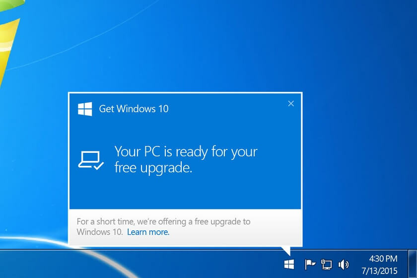 Free Windows 10 upgrades end this year