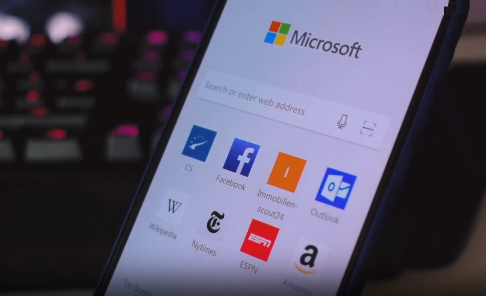 password manager windows phone sync