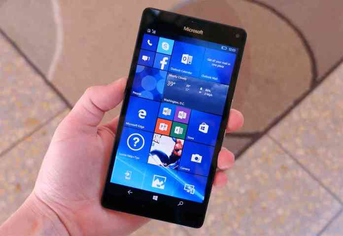 Surface Phone W10
