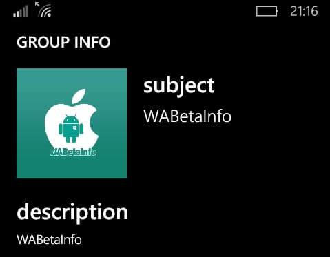 WhatsApp rolls out group description feature for Android, Windows