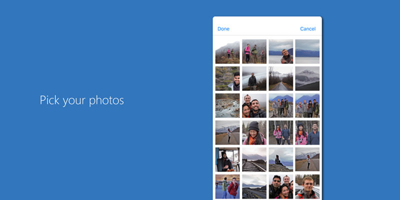 Microsoft's latest app moves photos from phones to PCs over WiFi