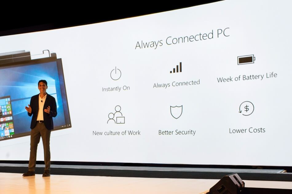 Qualcomm, Microsoft offer 'always connected' PCs to consumers