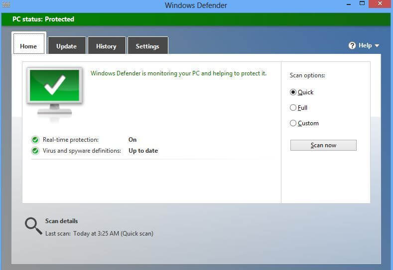 Microsoft announces Windows Defender Security Solution support for Windows 7 and 8.1