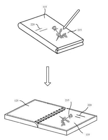 Microsoft patent for Andromeda