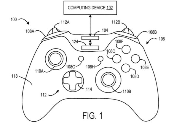 Xbox One controllers could be getting new features