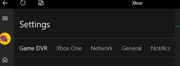 screenshot in Windows 10