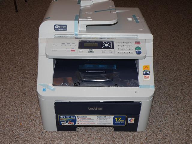 MFC-9010CN TREIBER WINDOWS XP