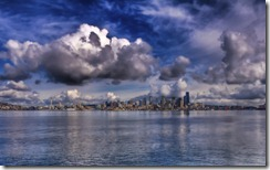 over seattle thumb Windows Live Clouds Themepack for Windows 7