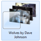 wolveswindows7themelogo