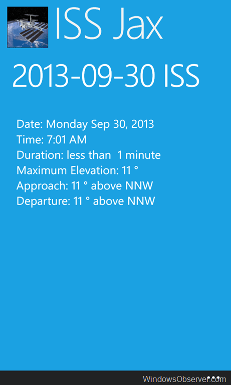 Building an app with Microsoft Windows Phone App Studio