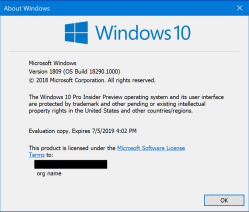 Heads Up Windows Insiders – Update to Latest Build Now