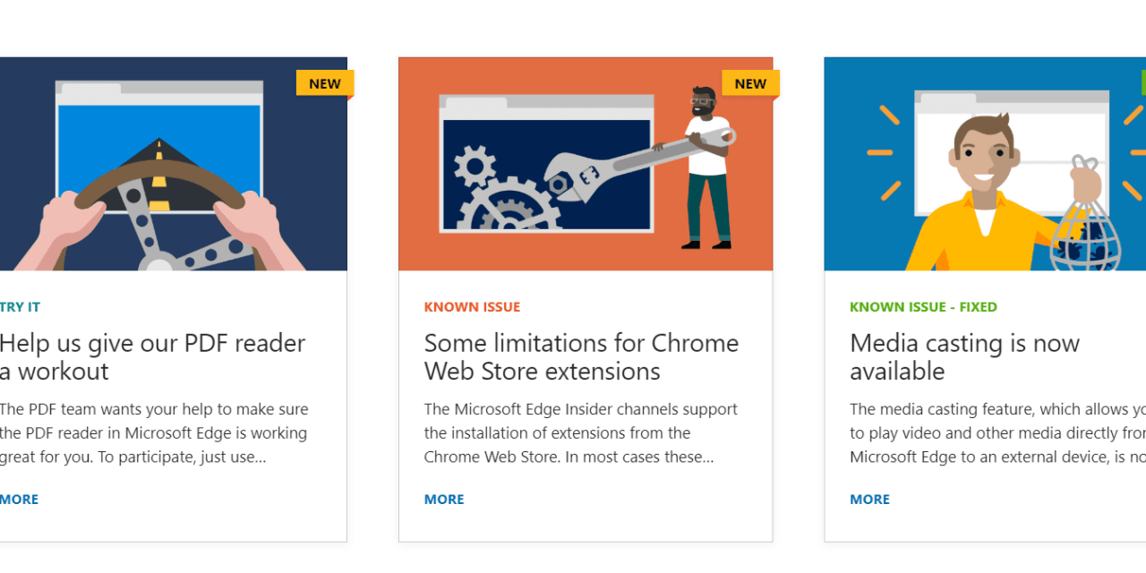 First Weekly Edge Chromium Developer Build Released