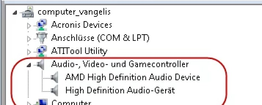 Kurztipp: Welche Soundkarte ist eingebaut? 0