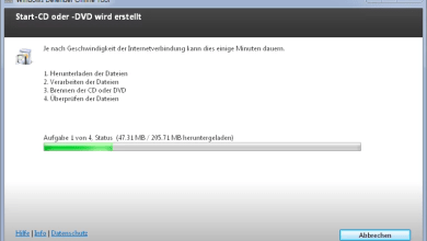 Photo of Mit Windows Defender Offline Rettungs-CD/DVD Viren, Schadsoftware, Rootkits entfernen