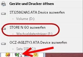 """Möchten Sie """"Wechseldatenträger (X:)"""" überprüfen und reparieren?"""