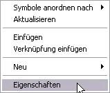 Kleine Kästchen statt Buchstaben auf dem Bildschirm 0