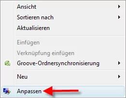 Windows Vista Aero abschalten 0