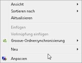 Windows Vista Bildschirmschoner Einrichten 0