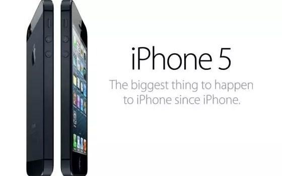 Apple Iphone 5 0