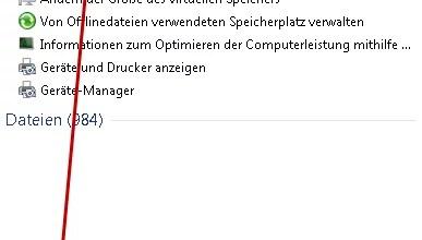 Windows 7 Speicherdiagnose: Speicher mit eigene Speichertestprogramm überprüfen 0