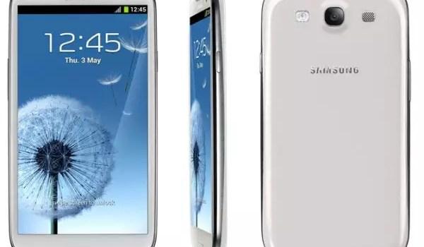 Android 4.1 für Galaxy SIII 0