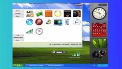 Photo of Windows 8 Sidebar hinzufügen