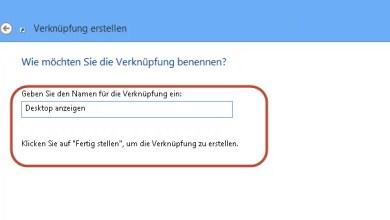 Photo of Desktop Button anzeigen unter Windows 8
