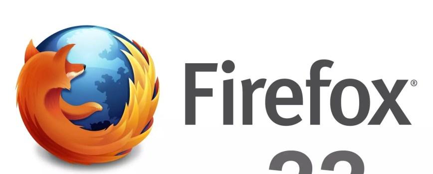 Firefox 22 steht zum Download bereit 0
