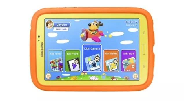 Samsung Galaxy Tab Kids 0