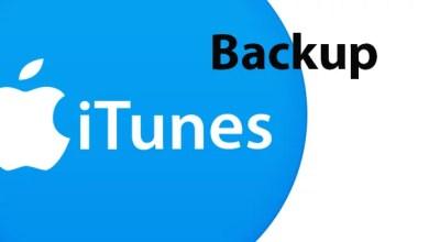 Photo of Backup mit iTunes – Sicherung erstellen für iPhone iPad iPod