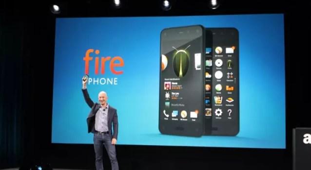 """Amazon Smartphone """"Fire"""" offiziell angekündigt 0"""