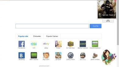 Qvo6 entfernen – löschen Sie Browser-Hijacker – Startseite ändern sich 0