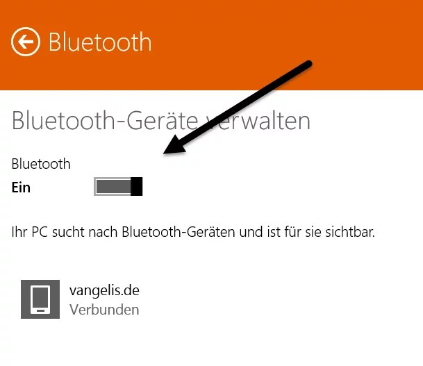 bluetooth-geräte-verwalten