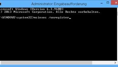 Windows 8.1 – Installer reparieren 0
