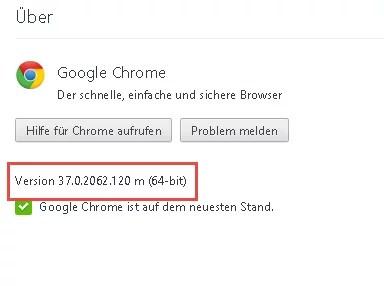 64 bit chrome