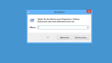 Ausführen an die Taskleiste anheften bei Windows 8.1 0