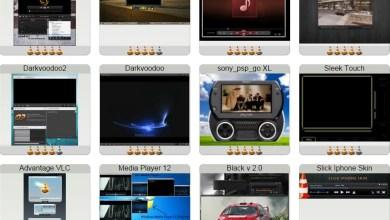 Photo of VLC Media Player Skins Downloaden