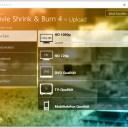 Ashampoo Movie Shrink & Burn 4 – Videos umwandeln und verkleinern + Gewinnspiel 5 Vollversionen 2