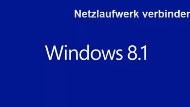 Photo of Windows 8.1 Netzlaufwerk verbinden