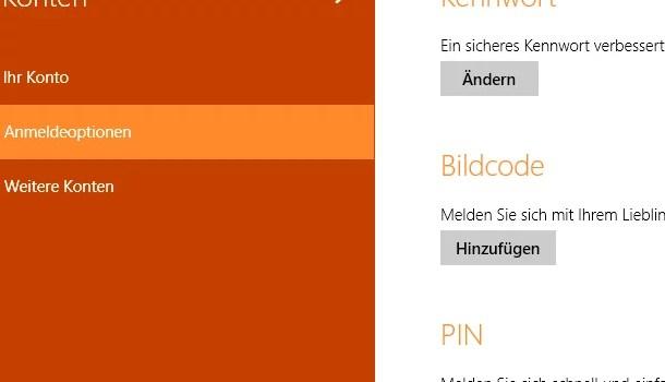 Administrator Passwort ändern bei Windows 8.1 0