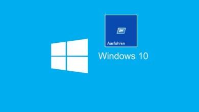 Photo of Windows 10 – Ausführen ins Startmenü hinzufügen