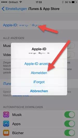 itunes-app-store-abmelden