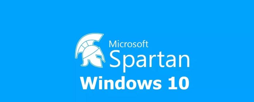 Spartan – der neue Browser von Microsoft 0