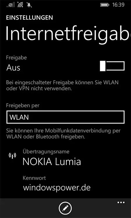 Vorteile Windows Phone