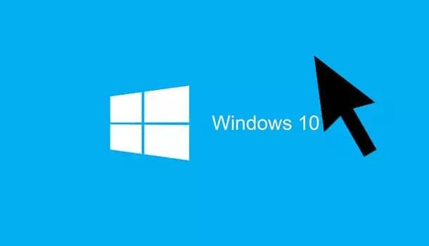Schwarzer Mausanzeiger bei Windows 10 benutzen 0