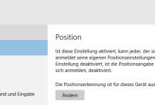 Photo of Windows 10 Ortung deaktivieren und Apps-Zugriff der Webcam