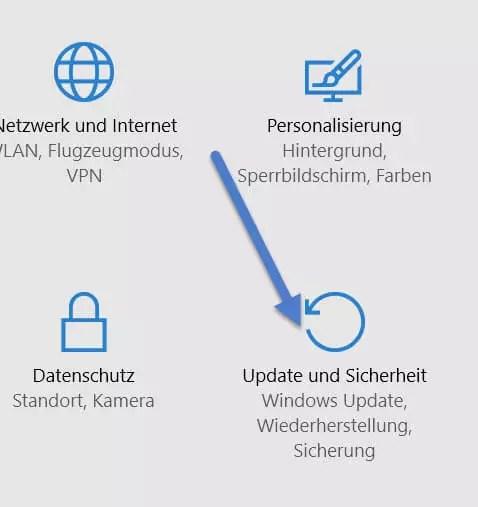 updaes und Sicherheit