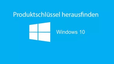 Photo of Windows 10: Produktschlüssel herausfinden, auslesen
