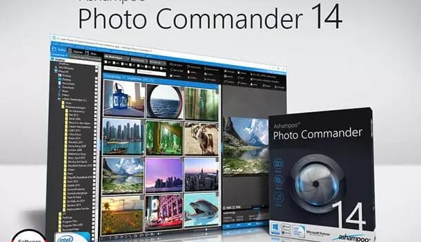 Ashampoo Photo Commander 14 – Das Beste für Ihre Fotos + 10 Lizenzen zu gewinnen 0