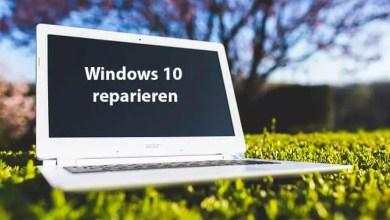 Photo of Windows 10 mit Wiederherstellungspunkt reparieren